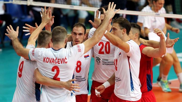 MŚ w siatkówce. Serbia – Rosja. Transmisja w Polsacie Sport Extra