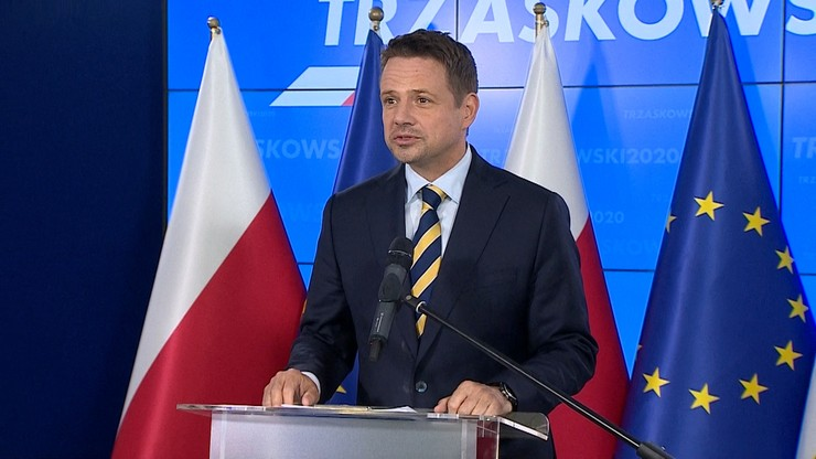 Trzaskowski: zrobię wszystko, by pracować nad zszyciem Polski