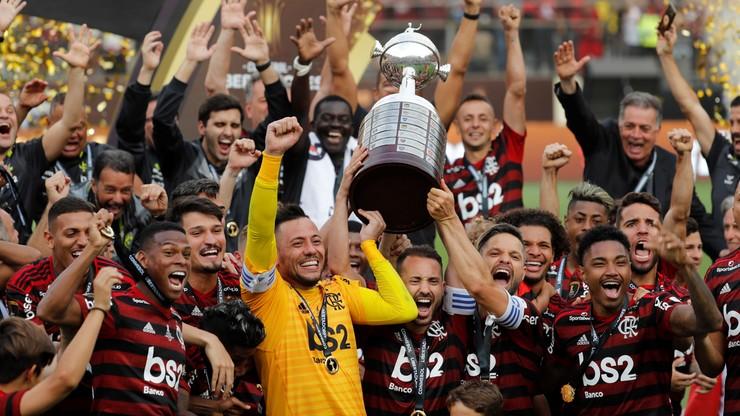 Szalony finał Copa Libertadores! Flamengo wyrwało triumf w doliczonym czasie
