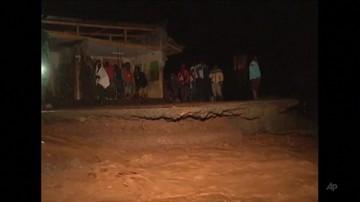 Przerwanie tamy w Kenii. Co najmniej 38 ofiar