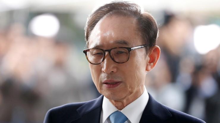 """Były prezydent Korei Płd. skazany na 15 lat więzienia. """"To zemsta polityczna"""""""