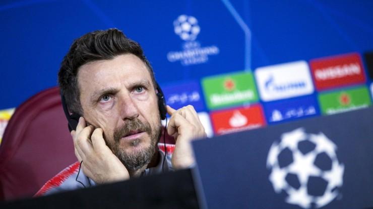 Liga Mistrzów: Spore osłabienie AS Roma. Totti dolał oliwy do ognia