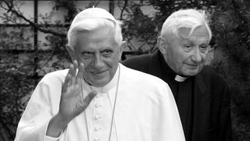 Nie żyje brat Benedykta XVI. Miał 96 lat