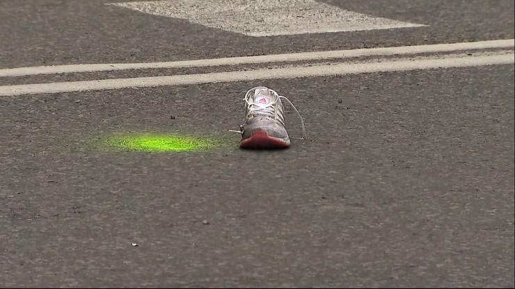 Nastolatka zginęła pod kołami autobusu. Mogła zostać wepchnięta