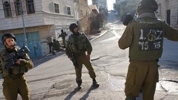 Lotnictwo izraelskie bombardowało cele Hamasu w Strefie Gazy