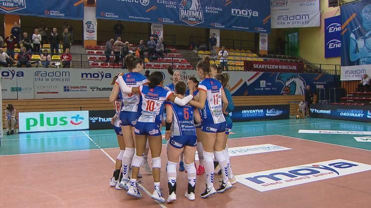 TAURON Liga: Szybka wygrana E.LECLERC MOYA Radomki Radom z #VolleyWrocław