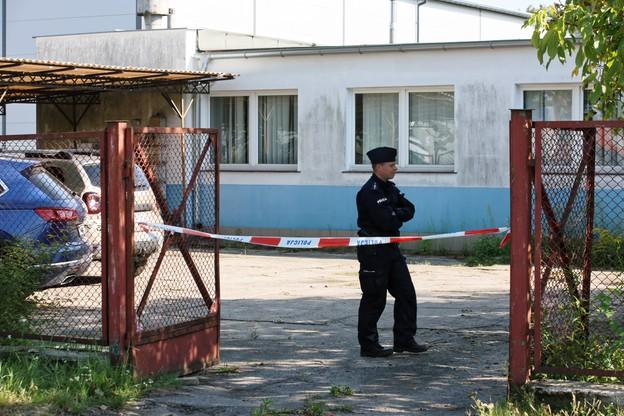 Wszedł do pralni w Gorzowie i strzelił kobiecie w głowę