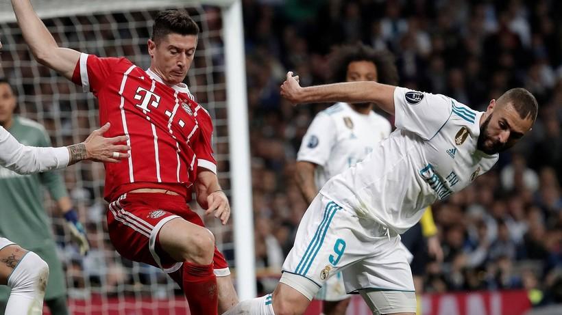 """Ronaldo wskazał faworyta do Złotej Piłki. """"Najlepszy napastnik"""""""