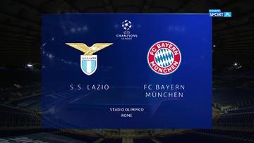 Lazio - Bayern Monachium 1:4. Skrót meczu