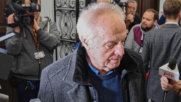 Do Sejmu wpłynął wniosek o uchylenie immunitetu posłowi Niesiołowskiemu
