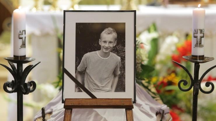 Pogrzeb 14-latka z Pisza. Został uhonorowany przez prezydenta