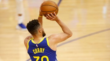 NBA: Curry nie zwalnia tempa, tym razem zdobył 49 punktów