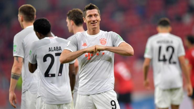 Bundesliga: Robert Lewandowski coraz bliżej rekordu Gerda Muellera