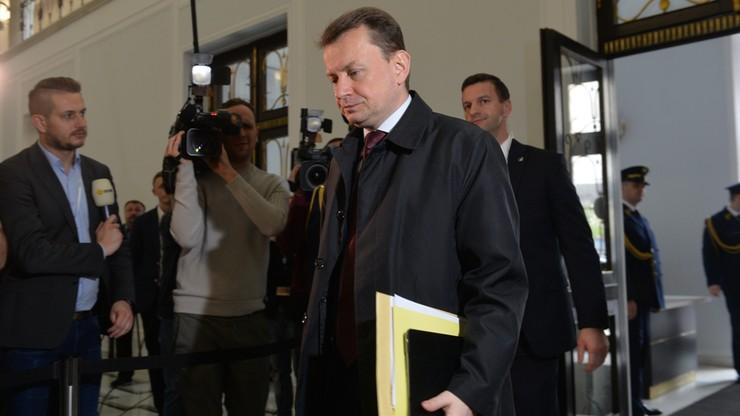 Błaszczak zarzucił organizacjom samorządowym angażowanie się spór polityczny