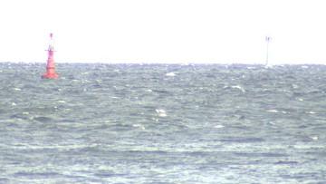 Fale wysokie na cztery metry. Sztorm na Bałtyku