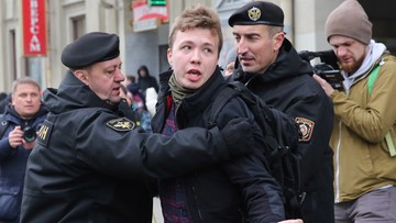 Media: Pratasiewicz nie ubiegał się o azyl w Polsce