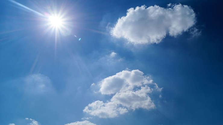 Prognoza pogody na weekend. Cieplej, ale ze spadkami ciśnienia