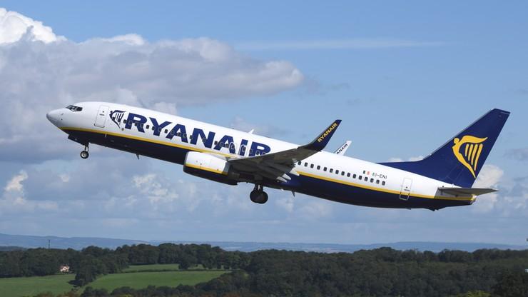 """Piloci Ryanaira chcą strajkować. """"Nie mamy wyboru"""""""
