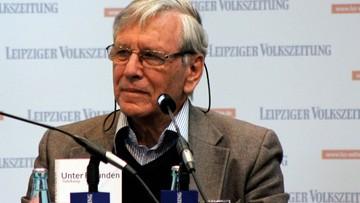 Nie żyje Amos Oz. Izraelski pisarz miał 79 lat