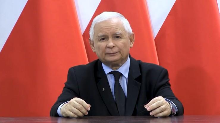 """""""Szkodzi narodowi"""". Kaczyński chce dalszej reformy wymiaru sprawiedliwości"""