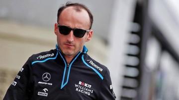 Kubica miał poważny wypadek w wirtualnym wyścigu. Musiał się wycofać