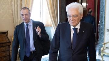Włochy wciąż bez nowego rządu. Desygnowany na premiera Carlo Cottarelli przedłuża rozmowy