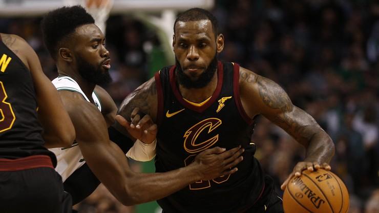 """NBA: Cavaliers ulegli """"Szóstkom"""" we własnej hali"""