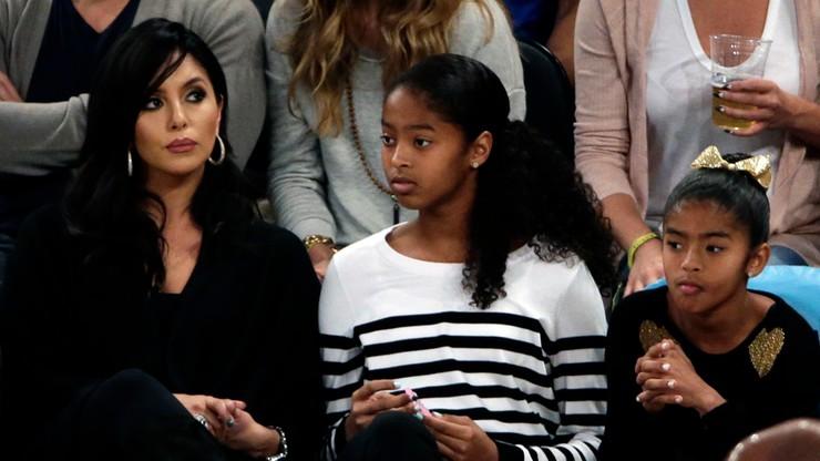 Vanessa Bryant z córkami