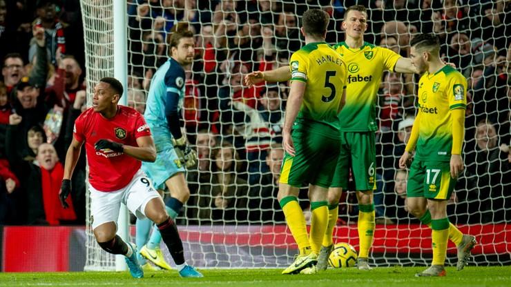 Premier League: Wysokie zwycięstwa Chelsea i Manchesteru Utd, pech Leicester