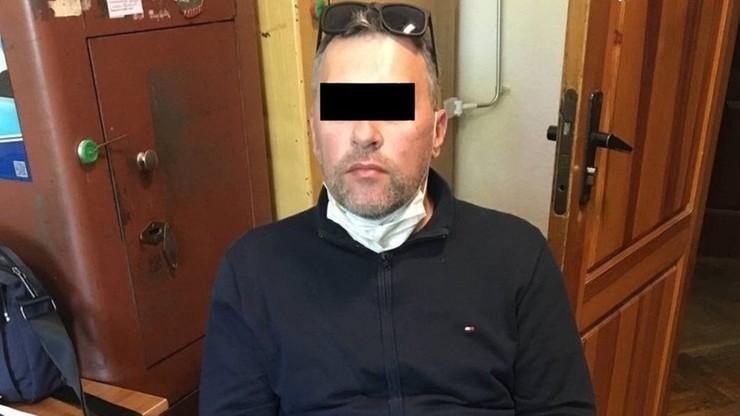 """Polacy poszukiwali go 12 lat. Szef """"mafii paliwowej"""" zatrzymany w Kijowie"""