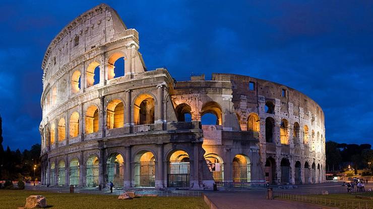 Urwał fragment Koloseum i schował do plecaka. Będzie sądzony