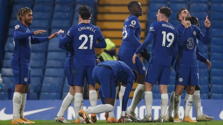 Chelsea pokonała drużynę Mateusza Klicha i jest liderem Premier League