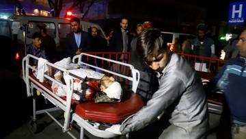 Afganistan: 40 zabitych i 80 rannych w zamachu w Kabulu
