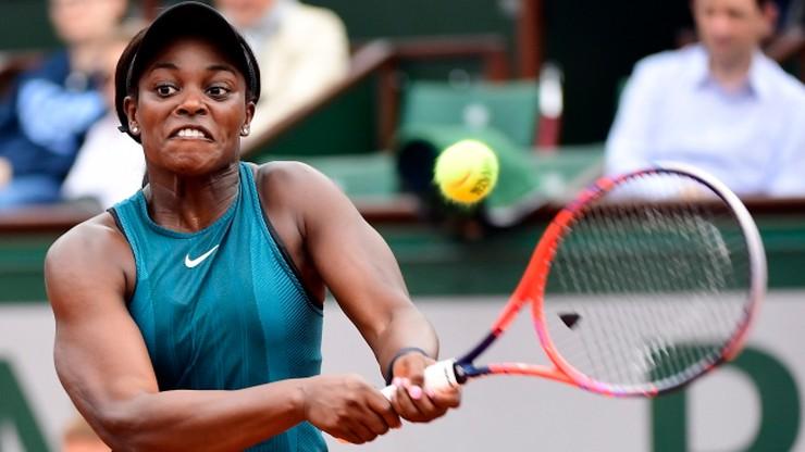 French Open: Stephens lepsza od Kasatkiny