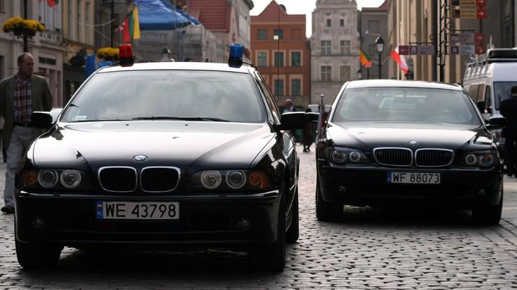 """RMF FM: BOR ujawnił szczegóły zabezpieczenia aut. """"To wystawienie premier lub prezydenta na strzał"""""""