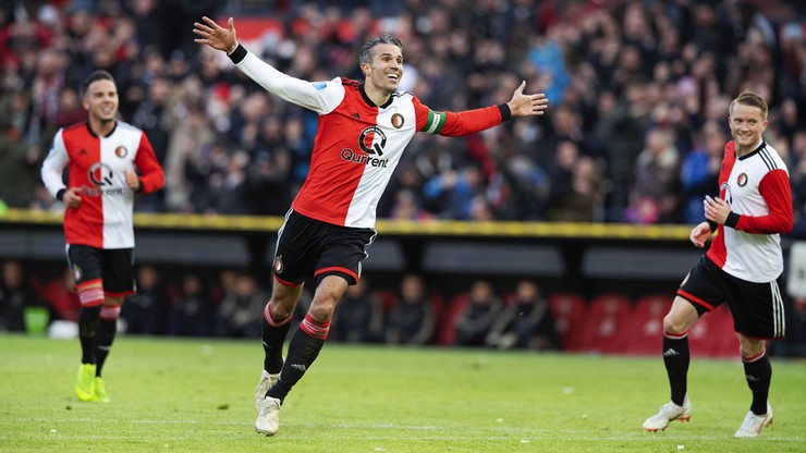 Feyenoord Rotterdam - Willem II Tilburg: Transmisja na Polsatsport.pl