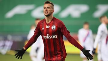 PKO BP Ekstraklasa: Cenne zwycięstwo Legii nad Rakowem