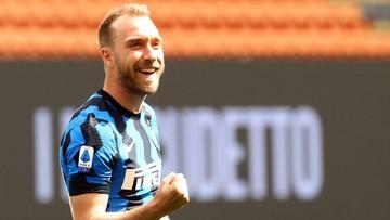 Christian Eriksen wrócił do Mediolanu. Spotkał się z władzami Interu