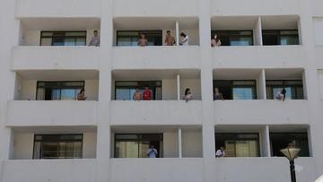 Licealiści uwięzieni w hotelu na Majorce. Prawie 900 zakażeń