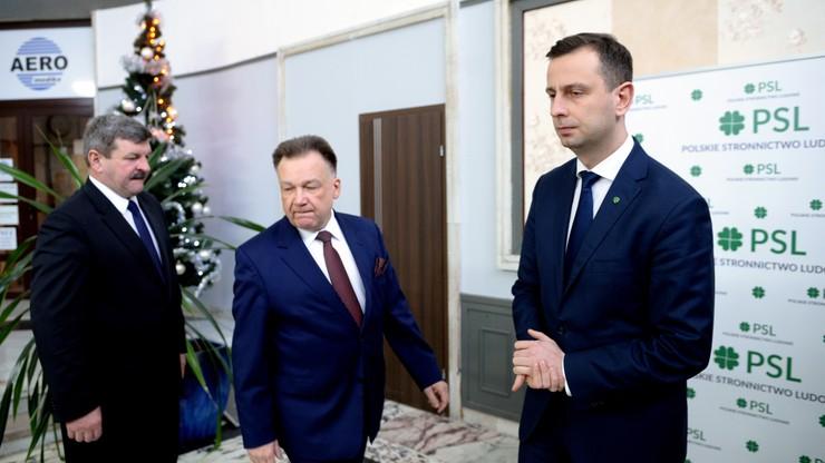 PSL wzywa do dokończenia obrad Sejmu 20 grudnia