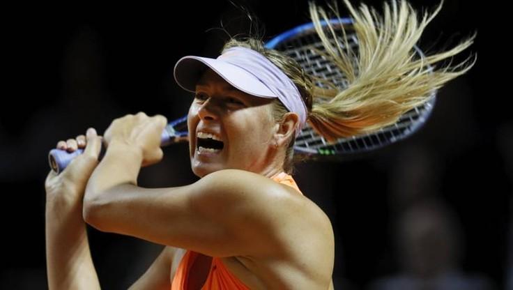 Turniej WTA w Shenzhen: Szarapowa skreczowała w ćwierćfinale