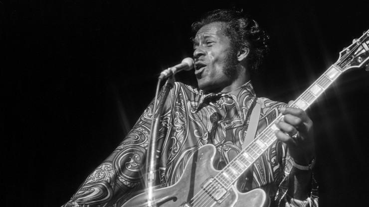 Nie żyje Chuck Berry, legenda rock'n'rolla
