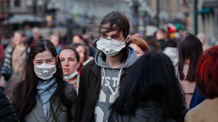 Obawy związane z pandemią. Polacy na trzecim miejscu na świecie