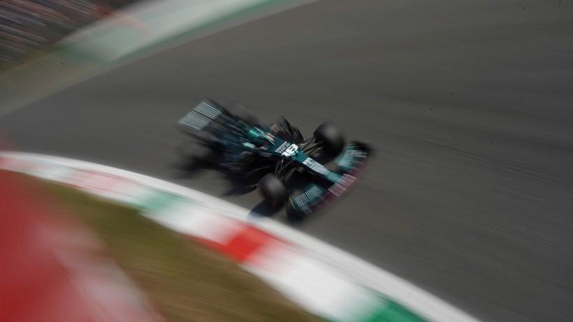Formuła 1: Sebastian Vettel i  Lance Stroll na kolejny rok w Aston Martin