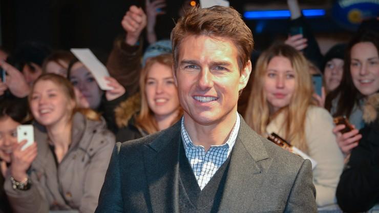 Tom Cruise wynajął statek za pół miliona funtów. Chce uniknąć opóźnień z powodu Covid-19