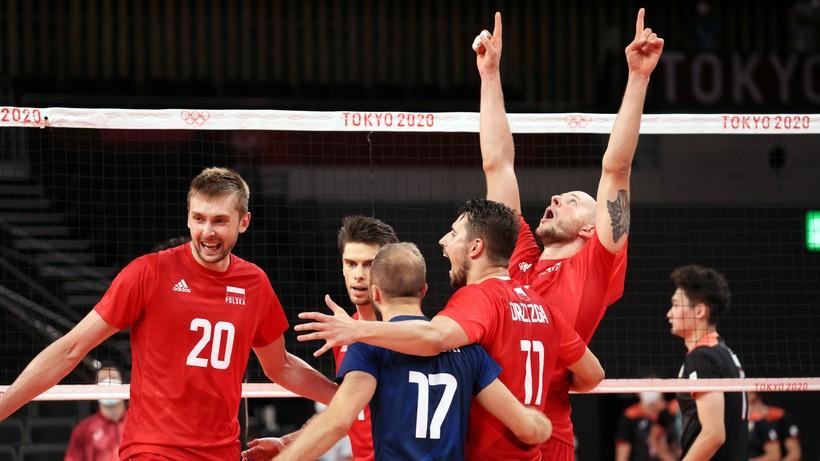 3:0 z gospodarzami! Polscy siatkarze wywalczyli awans do ćwierćfinału igrzysk Tokio 2020