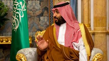Organizacja pozywa następcę saudyjskiego tronu. Za zabójstwo Chaszodżdżiego