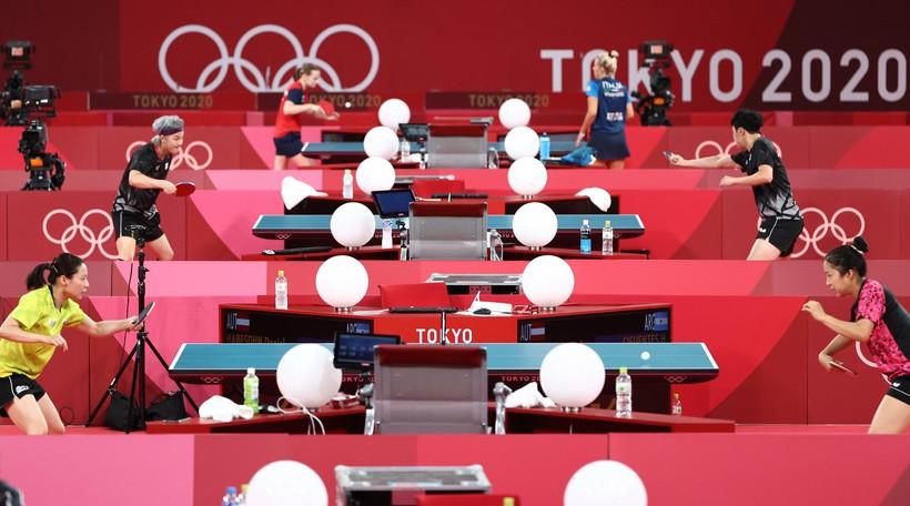 Tokio 2020: Reprezentantka Polski przegrała w drugiej rundzie turnieju tenisa stołowego