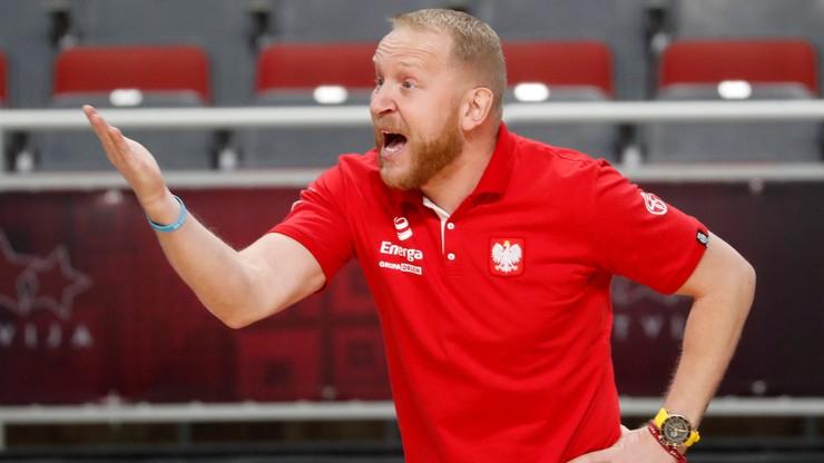 Trener reprezentacji Polski koszykarek powołał 18 zawodniczek