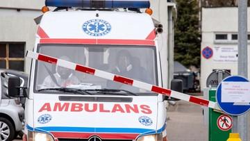 Lekarz opisał sytuację w szpitalu. Prokuratura zleciła sanepidowi kontrolę